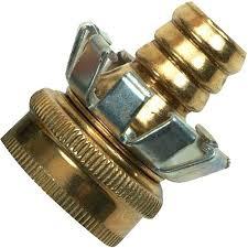 garden hose repair expert brass car
