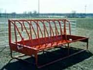 Fence Line Stanchion Feeders