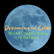 dreaming in color what these 8 common