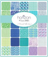 horizon charm squares by kate spain for