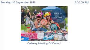 10/9/18 - Central Coast Council Meeting ...