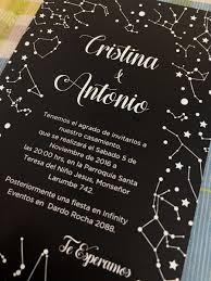 20 Invitaciones Cumpleanos Quince Casamiento Estrella 480 00