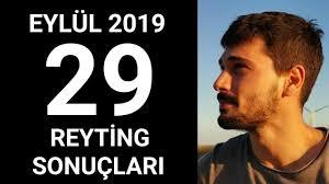 29 EYLÜL 2019 Pazar Reyting Sonuçları (Aşk Ağlatır,Kimse Bilmez) - YouTube