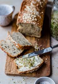 quick spelt bread recipe with hemp and