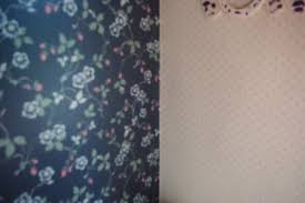 painting over wallpaper dabbletree