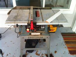 Is It Worth Buying A Delta T2 Fence For This Cheap Craftsman 137 248880 Table Saw Diy Home Improvement Forum