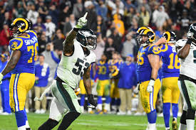 What the Hell is Nigel Bradham Talking About? - Crossing Broad