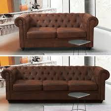 distressed large corner sofa 2 3 seater