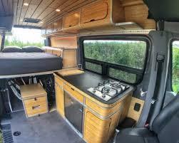 sprinter vans into adventure vehicles