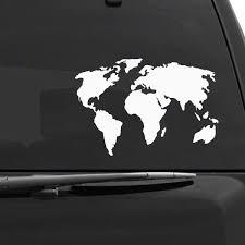 Amazon Com The Decal Guru 0194 Car 01 W White 6 H X 9 W Car Window Decal Sticker Automotive