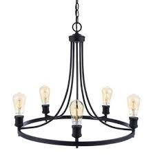 wagon wheel chandeliers lighting