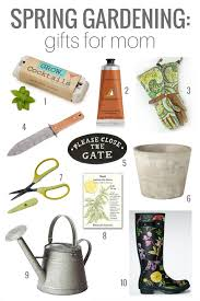 spring gardening gifts for mom satori