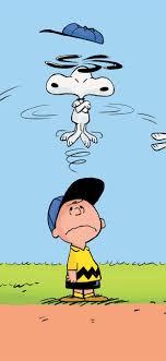 charlie brown snoopy anime 1242x2688