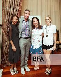 Stephanie Smith, Edward Burns, Samantha Yanks, Wednesday Martin at HAMPTONS  MAGAZINE Celebrates East Hampton Library's Authors