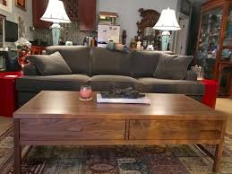 berkeley coffee table modern living