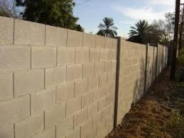 Brick And Wood Fences Cinder Block Fence Ideas Concrete Block With Size 1280 X 960 Fence Design Cinder Block Walls Wood Fence