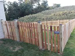 Wood Picket Fence Gallery Armor Fence