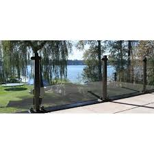 Handyman Hookup Wind Block Tempered Glass Railing Walls For Your Deck