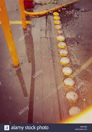Road Reflectors High Resolution Stock Photography And Images Alamy