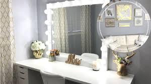 my dream makeup room tour you