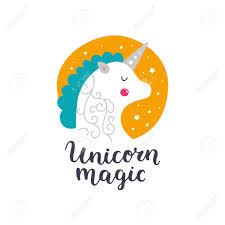 Vector Bebe Unicornio Ilustracion De Ninos Para Impresiones De
