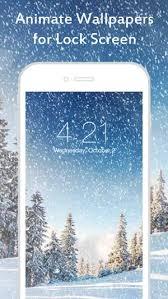snowfall live wallpapers animated