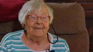 You do whatever you can to survive': 99-year-old woman fought off an  intruder in south Minneapolis home | KSTP.com