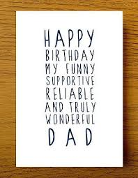 sweet description happy birthday dad card birthday cards for son