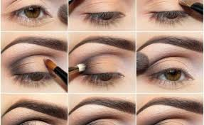 easy makeup tutorials for middle