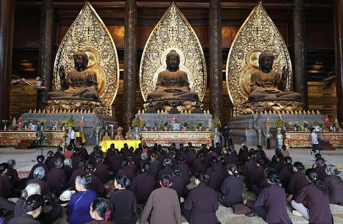 "Image result for 9. Buddha's Birthday vietnam"""