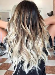 Pin by Myrna Brooks on hair | Brown hair with blonde highlights, Ombre hair  color, Hair color balayage