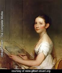 Lydia Smith by Gilbert Stuart | Oil Painting | gilbert-stuart.org
