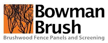 Brushwood Fence Where To Buy Bowman Brush Products