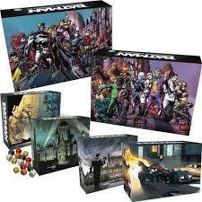 Batman: Gotham City Chronicles All-In Kickstarter - Game Nerdz