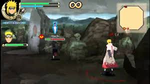 PPSSPP - Naruto Ultimate Ninja Impact Gameplay - YouTube