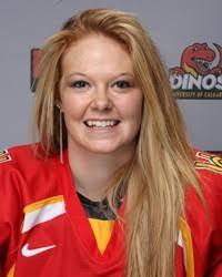 Jenna Smith - 2014-15 - Women's Hockey - University of Calgary Athletics