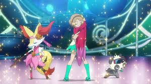 """Pokémon XY Episode Review- """"Performing with Fiery Charm ..."""