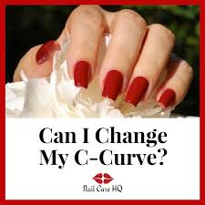 ask ana curved nails can i change my