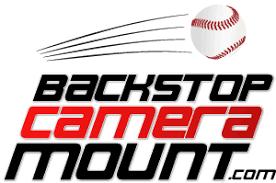 Home Backstop Camera Mount