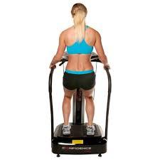 slim full body vibration platform