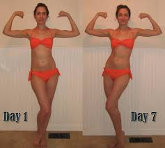 my focus t25 week one results