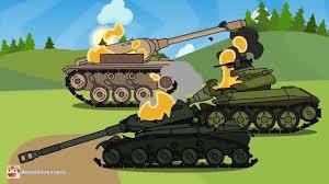 Phim hoạt hình xe tăng thiếu nhi. - Surprisedfarmer.com