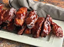 slow cooker dr pepper bbq ribs only