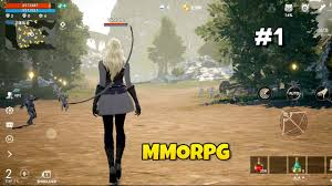 best mmorpg android ios games 2020