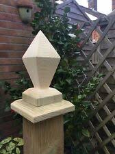 Wooden Post Finials Products For Sale Ebay