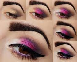great makeup tutorials for brown eyes