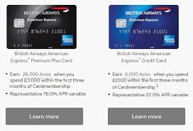 best amex card uk not all american