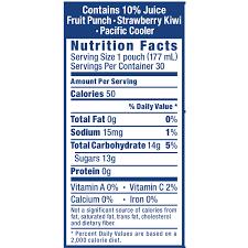 capri sun variety pack fruit punch