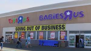 toys r us making a small eback in