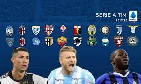 Blog: 25esima giornata: Juve, Lazio e Inter in fuga: tutte le gare ...